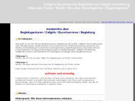 Escort Network - Infos über Callgirls und Escort Services